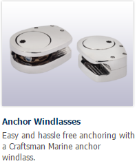 Craftsman Marine anchor winch