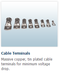 Cable terminals