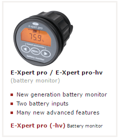 TBS Electronics Battery Monitor expert Pro