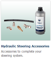 Craftsman hydraulic steering accessories